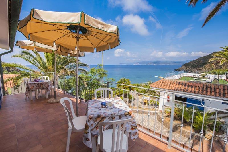 Elba Ferienorte auf Elba Mare Hotel & Ferienwohnungen Insel Elba ...